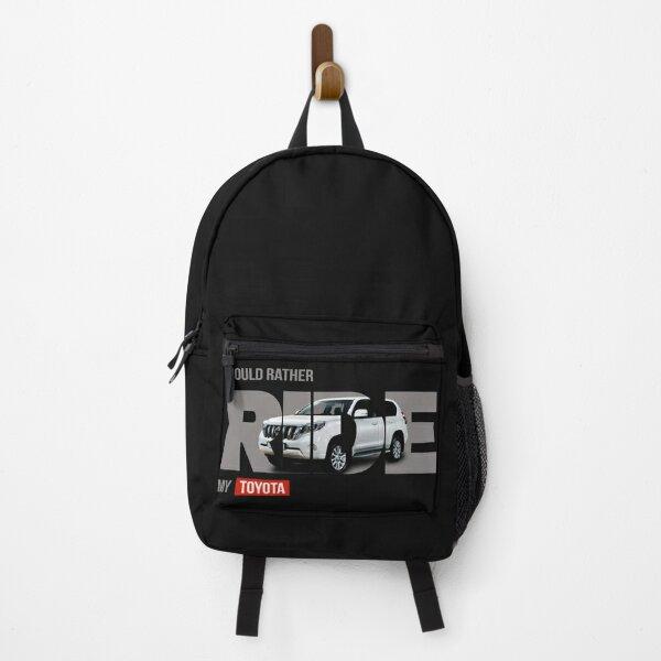 My Toyota Land Cruiser Backpack