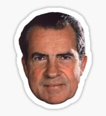Richard Nixon Sticker