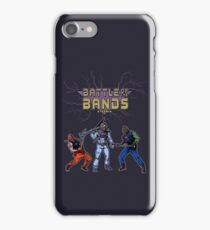 Battle of the Bands - Eternia Edition iPhone Case/Skin