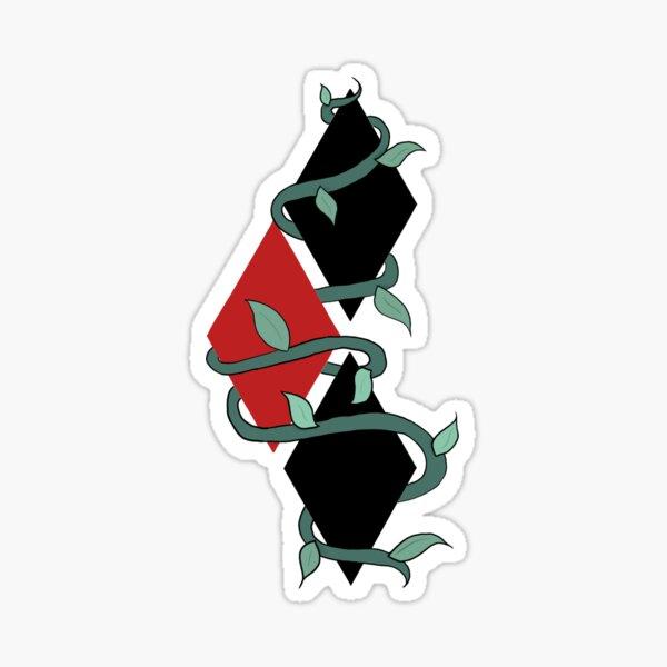 Harlivy Sticker