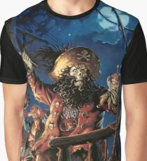 Monkey Island 2 Graphic T-Shirt