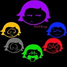 Mood Swings _ Angsty Colors by EsJayDesigns