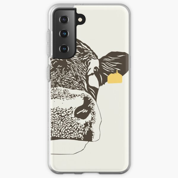 Lady Cow Samsung Galaxy Soft Case