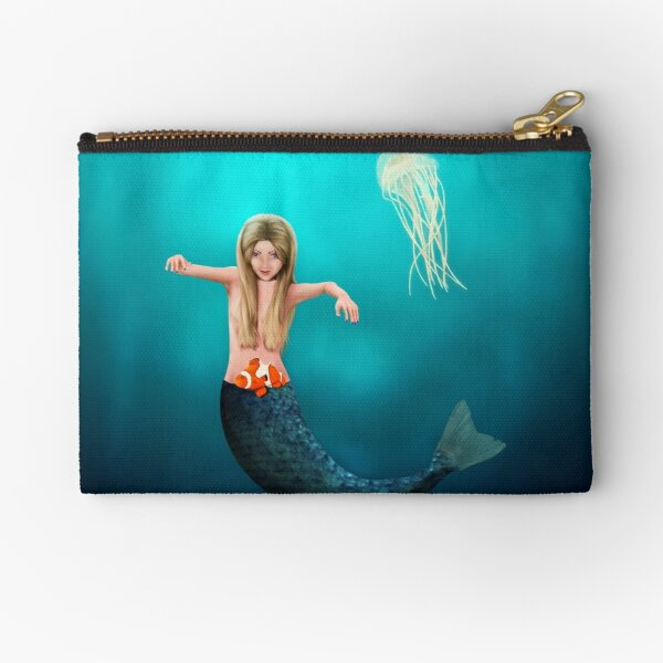 Under The Sea Zipper Pouch