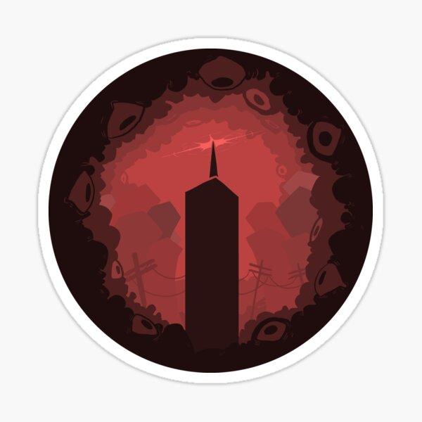 The Pale City Sticker