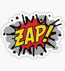 Zap 2 Sticker
