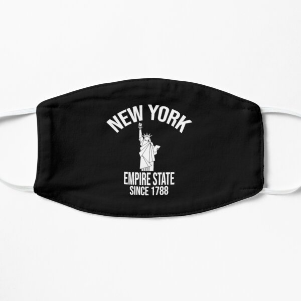 New York Empire State Since 1788 Small Mask