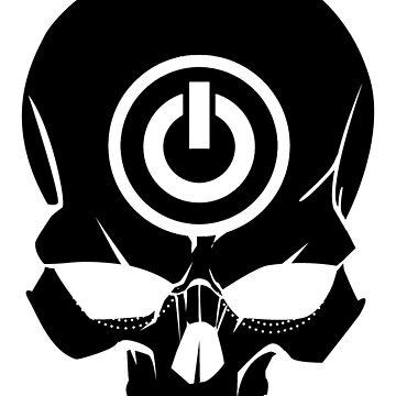 Game On Skull by pratt-face