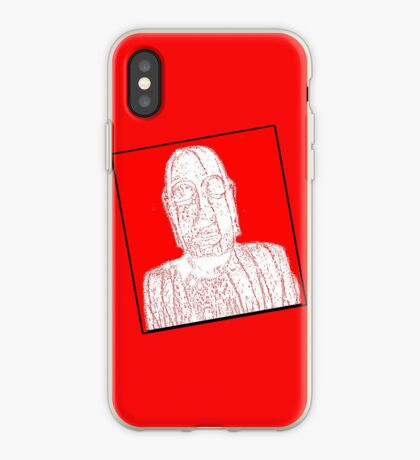 Karma Red  iPhone Case