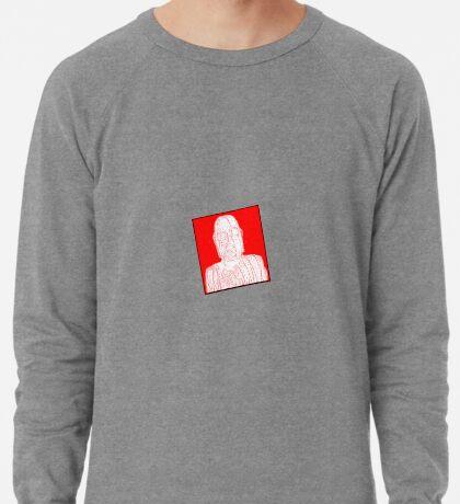 Karma Red  Lightweight Sweatshirt