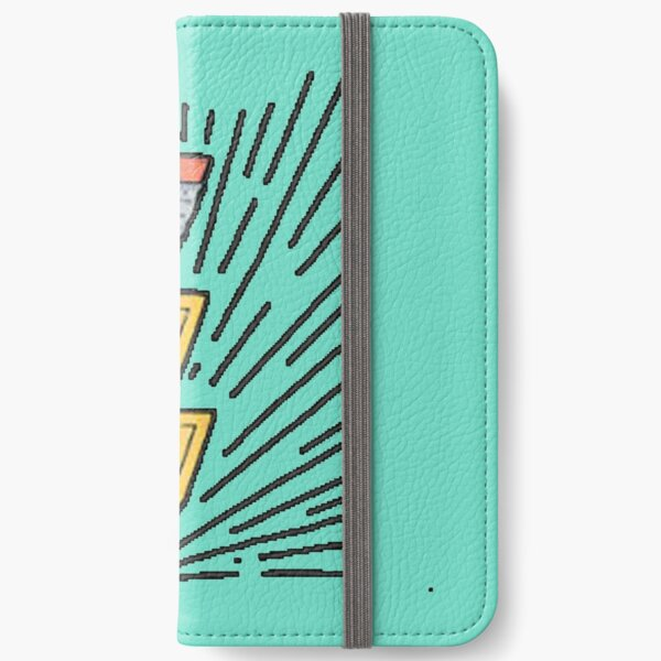 embrace your weird-forest core,frickin bats,funny valentines day,gen x,gonzo,good vibes,gothic new year iPhone Wallet