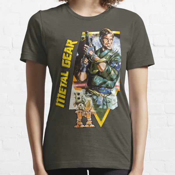 Metal Gear Essential T-Shirt