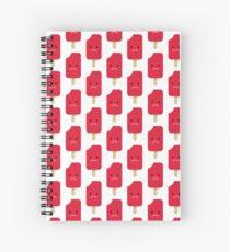 Watermelon Paleta Spiral Notebook