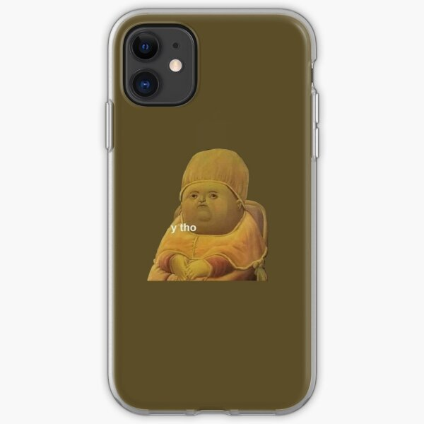 y tho iPhone Soft Case