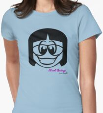 Ecstatic Womens Fitted T-Shirt