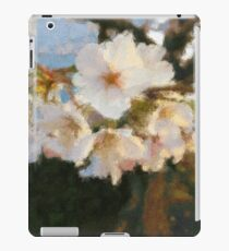 Soft Cherry Blossoms by Morning Light iPad Case/Skin