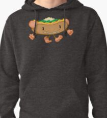 Hot Dog! Pullover Hoodie