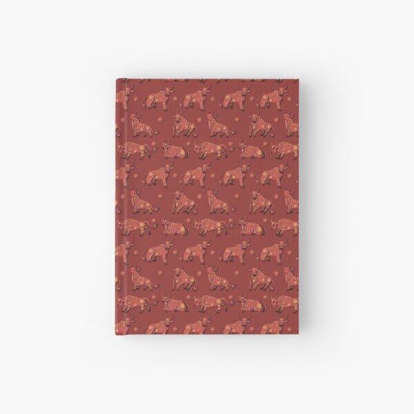 Estampado año nuevo chino - Buey Cuaderno de tapa dura