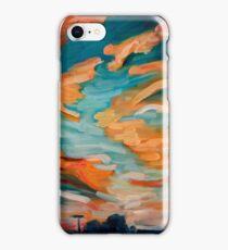 Long Ago Sky iPhone Case/Skin