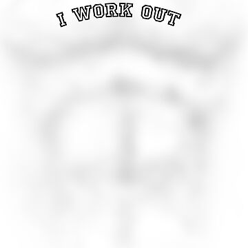Yeah I Work Out by pratt-face
