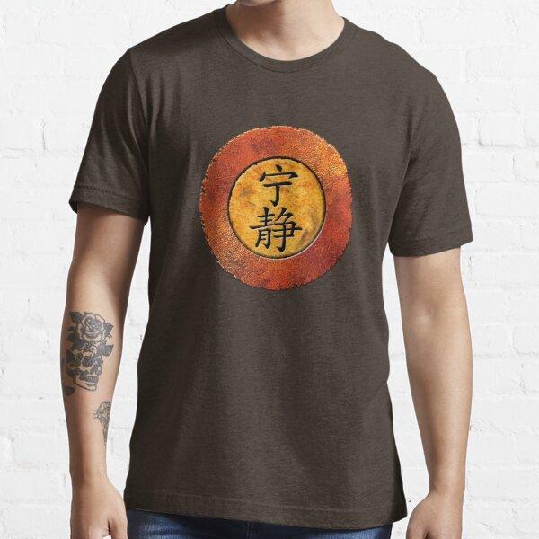 Serenity Symbol Essential T-Shirt