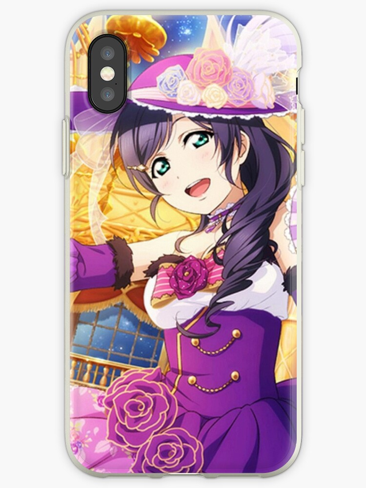 nozomi tojo iphone