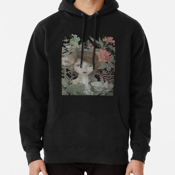 LOOK AT YOU, WATCHING YOU, SEES YOU Pullover Hoodie