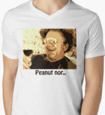 Dr. Steve Brule Peanut nor Men's V-Neck T-Shirt