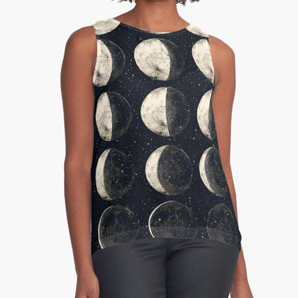 Moon Cycle Sleeveless Top