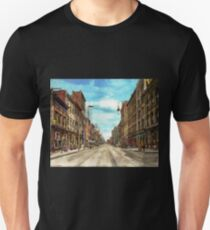 City - Knoxville TN - Gay Street 1903 T-Shirt