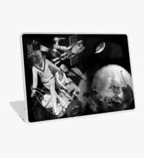 1000 Fathoms Above and Below. Laptop Skin