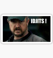 Bobby-idgits  Sticker