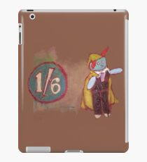 Yellow Cape Bunny by cint clare iPad Case/Skin