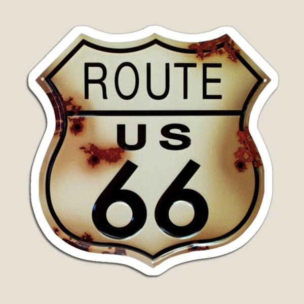 BEST SELLING - Route 66 Magnet
