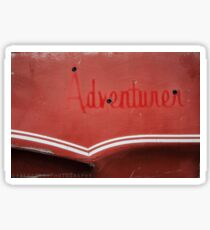 Venerable Adventurer Sticker