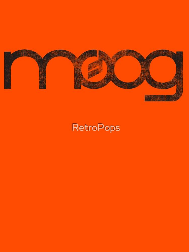 Moog (Vintage) | Unisex T-Shirt