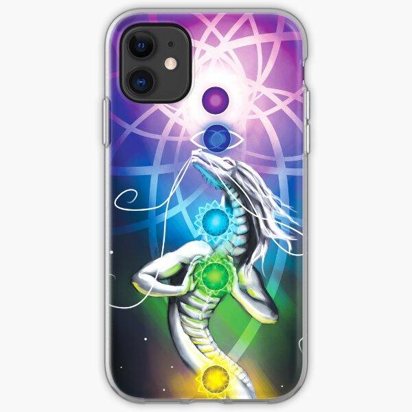 Kundalini Dragon iPhone Soft Case