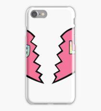 Big Lil heart iPhone Case/Skin