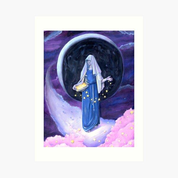 Star Mother Art Print