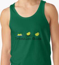 Triathlon Chick Tank Top