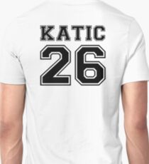 Katic #26 Unisex T-Shirt