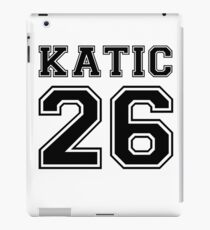 Katic #26 iPad Case/Skin