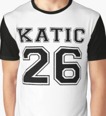 Katic #26 Graphic T-Shirt