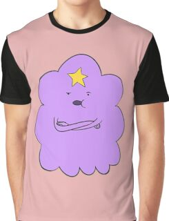 Adventure Time - Lumpy Space Princess Graphic T-Shirt