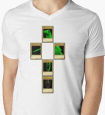 O Shiz wut up (no copyright plz) Mens V-Neck T-Shirt