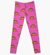 Taco is my Spirit Animal Leggings
