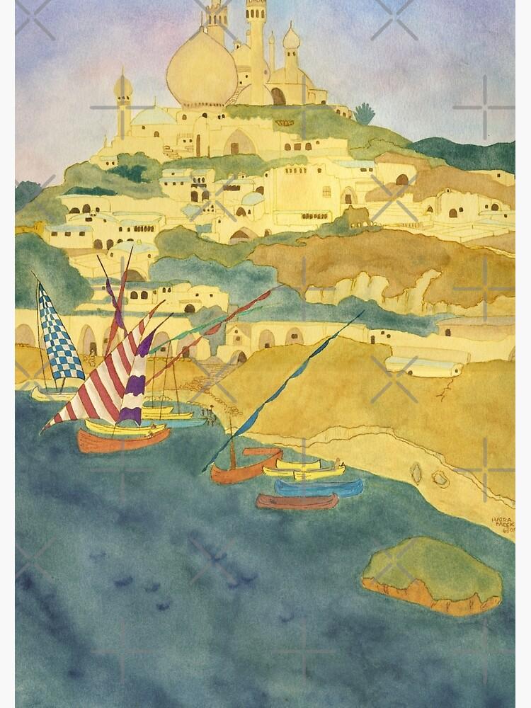 Arabian Nights City  by HajraMeeks