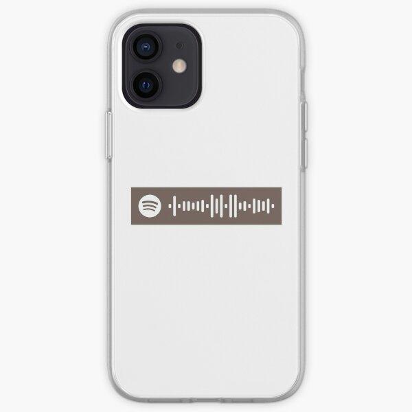 Votre chanson par Elton John Spotify Code Coque souple iPhone