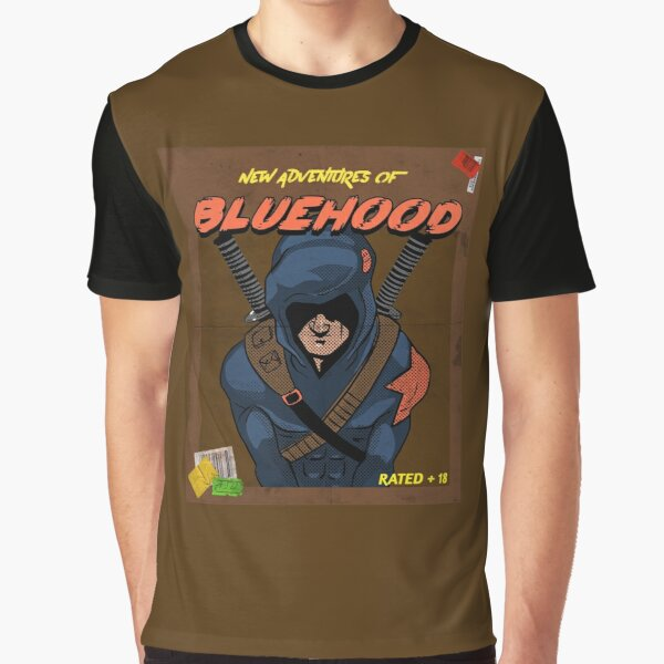 comic book cover Graphic T-Shirt