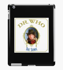 Dr. Who - The Sonic iPad Case/Skin